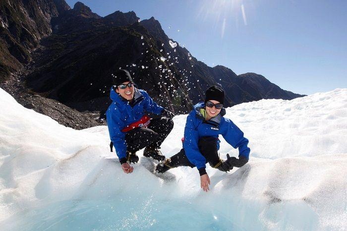 Franz Josef Glacier Guides - Heli Hike