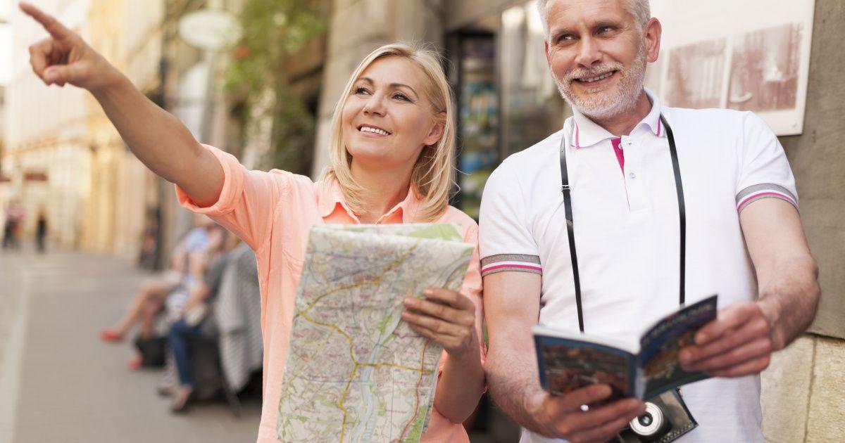 Retirement dream more money for travel less for health