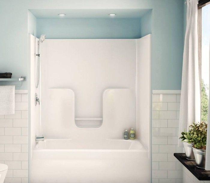 fiberglass baths with shower - Google Search