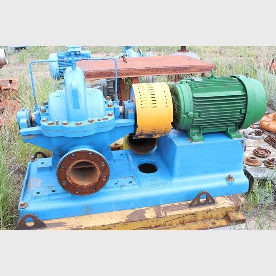 Goulds centrifugal pump supplier worldwide | Used Goulds