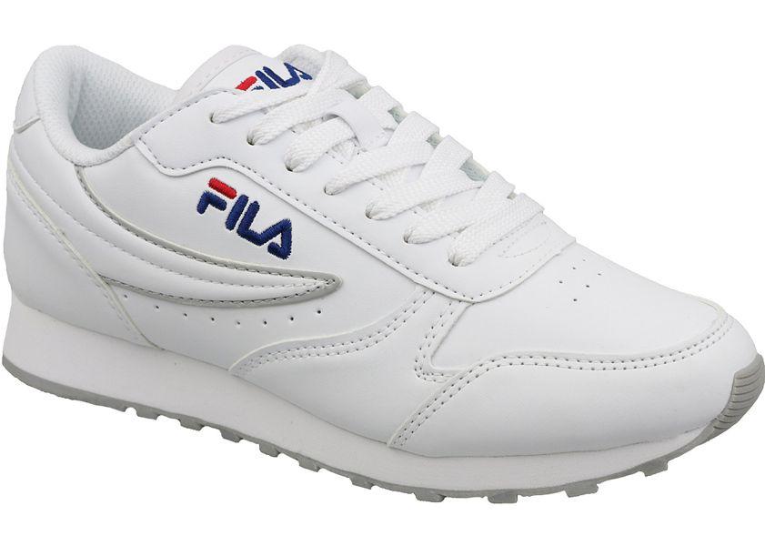 Tenisi & Adidasi Fila Orbit Low Wmn White Femei - Boutique ...