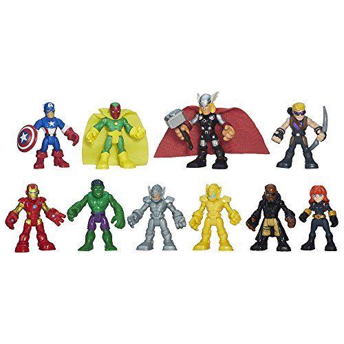 Playskool Heroes Marvel Super Hero Adventures Ultimate