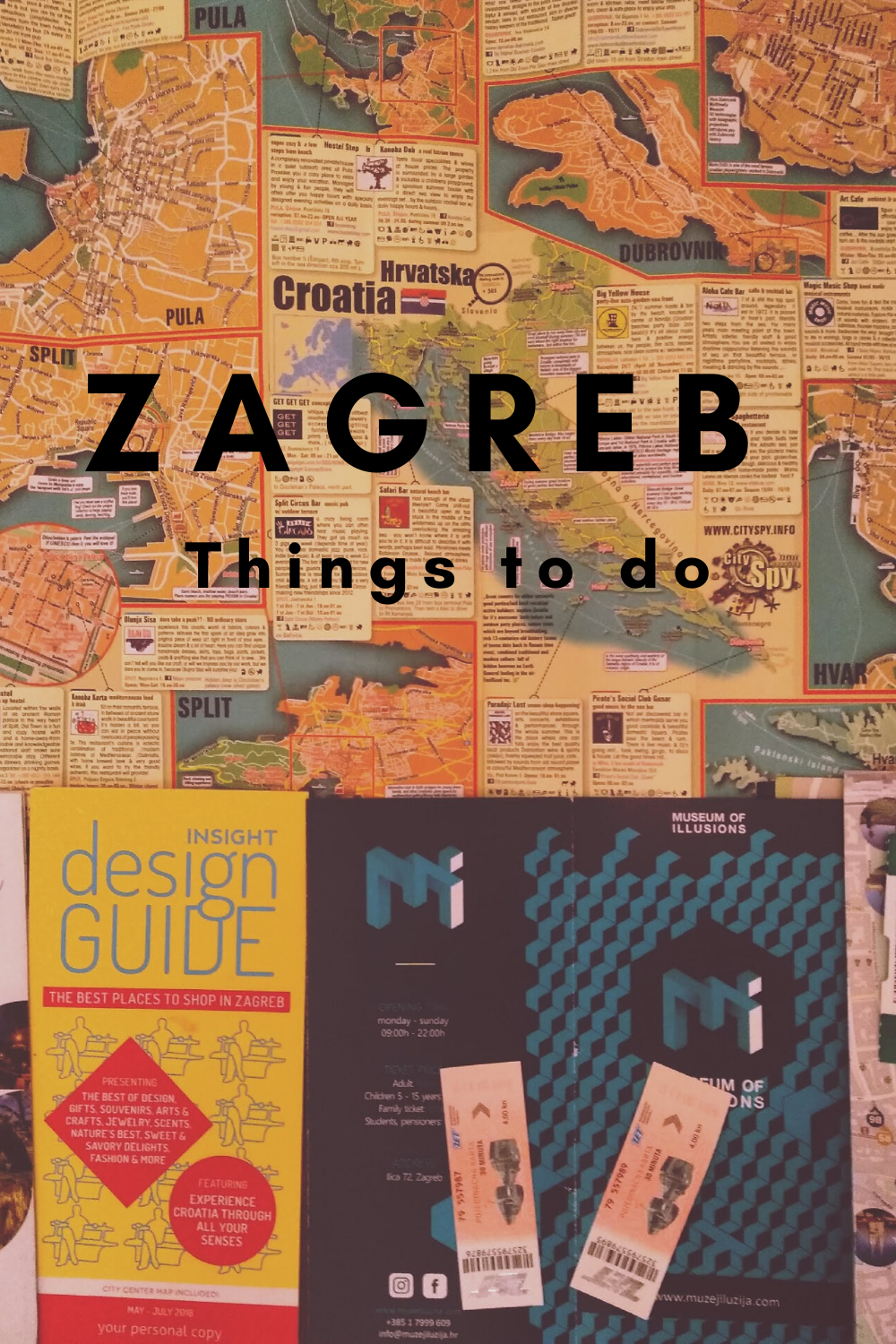 Places To Visit In Zagreb City Zagreb Travel Blog Places To Visit