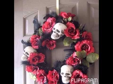 YouTube watch Pinterest Youtube - how to make halloween decorations youtube