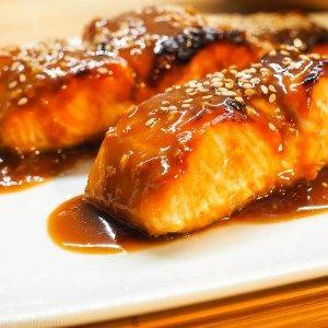 Miso-Honig-glasierter Lachs | ° Verenas Welt °