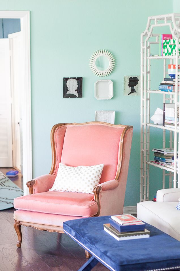 5 ways to break out of a decorating rut   Mint walls, Interior ...