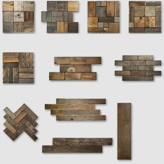 Cómo decorar una pared con madera de palet | Decorar paredes, Palets ...