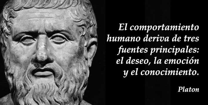 Frases De Platón Filósofo Griego Seguidor De Sócrates Y