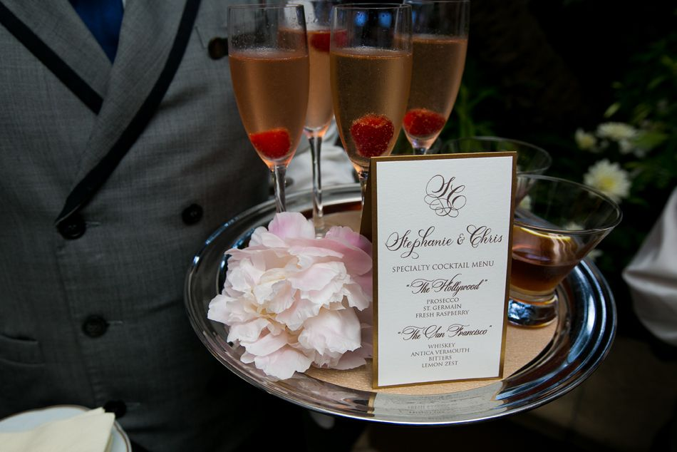 5 Creative Signature Cocktails - Inside Weddings