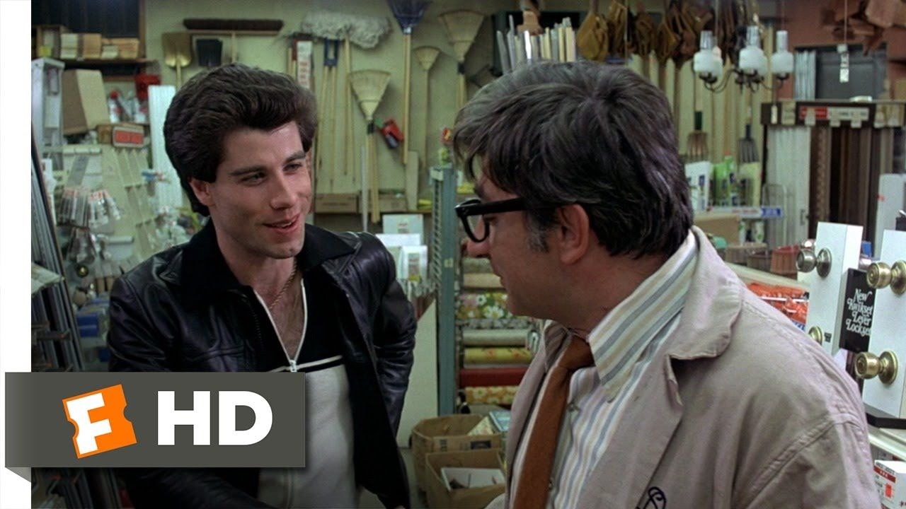 Saturday Night Fever (2/9) Movie CLIP - Tony Gets a Raise (1977) HD