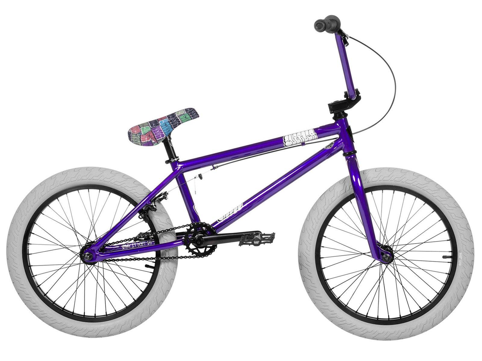 Subrosa Bikes Altus 2017 Bmx Bike Purple Kunstform Bmx Shop