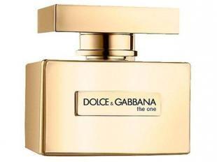 fa0716089 Dolce   Gabbana The One Gold Limited Edition - Perfume Feminino Eau de  Parfum 75ml 75 ml