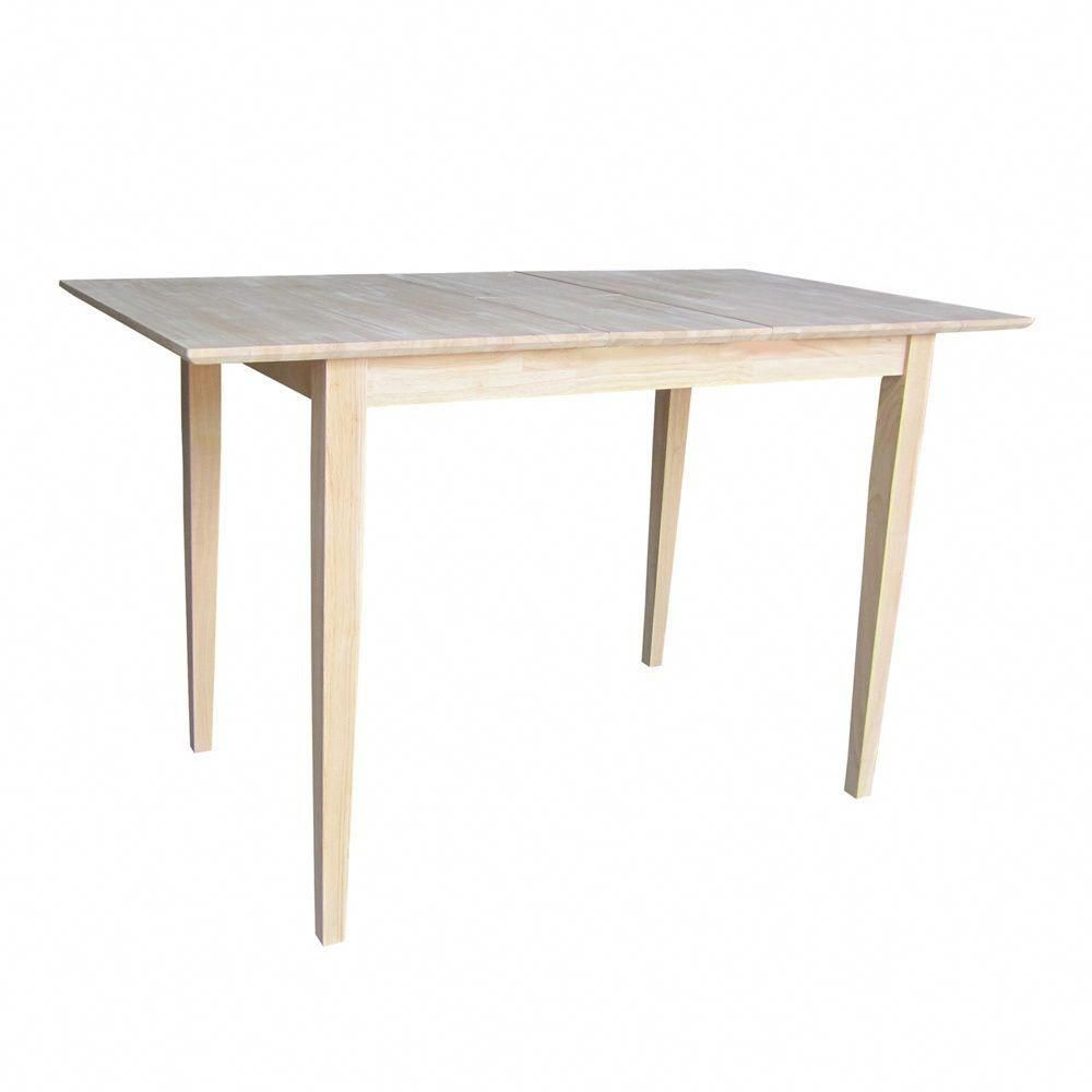 International Concepts 32 Inch Wide Unfinished Shaker Style