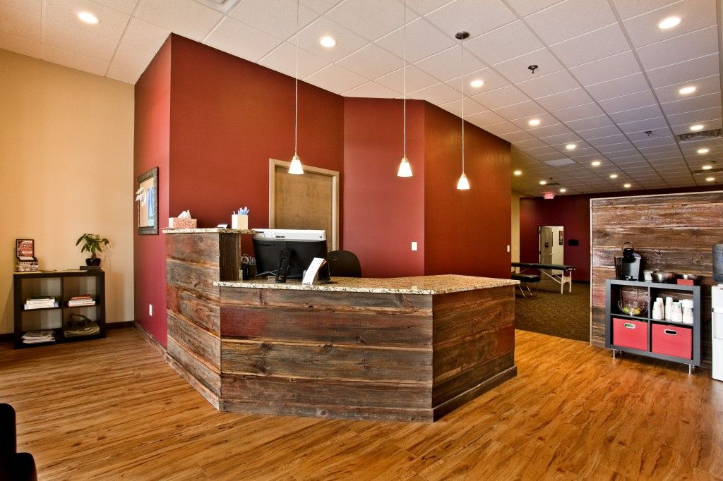 Gallery of chiropractic office design for chiropractic for Dental office design 1500 square feet