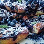 Kesn mustikkaunelmaa kes mustikka mustikkapiirakka  summer blueberries blueberrydream