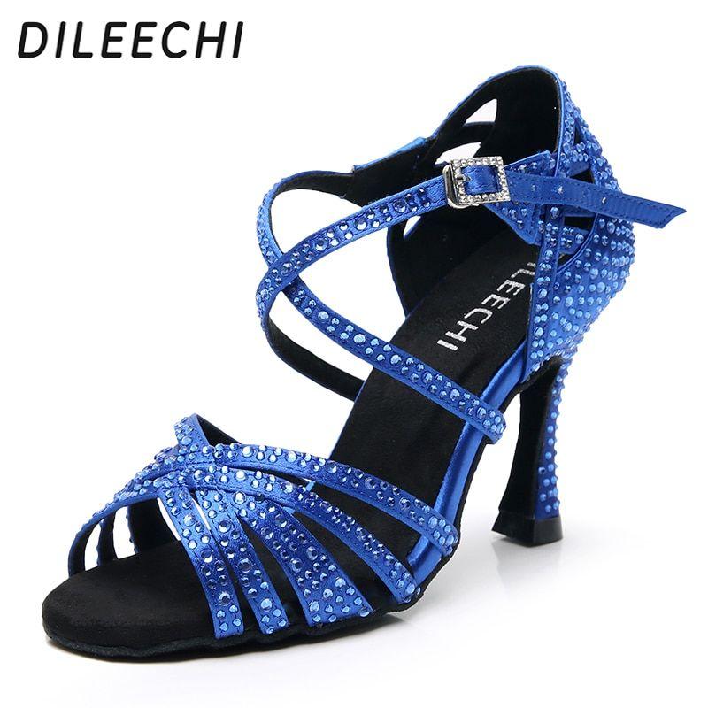 Aliexpress.com : Buy Women Ballroom Latin Dance Shoes