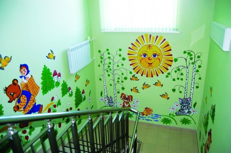 Картинки оформление группы детского сада