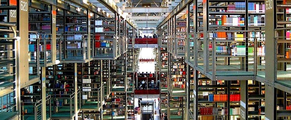 Resultado de imagen para José Vasconcelos Library