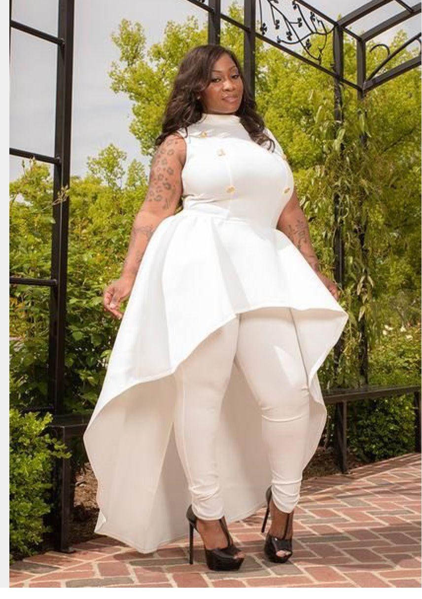 CURVY FASHION 💕💕💕 Curvy outfits, Plus size fashion