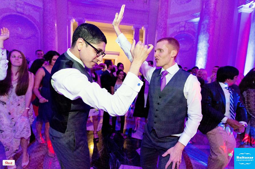 Carnegie Insute Of Science Wedding Dj Bryan George Music Services Washington Dc
