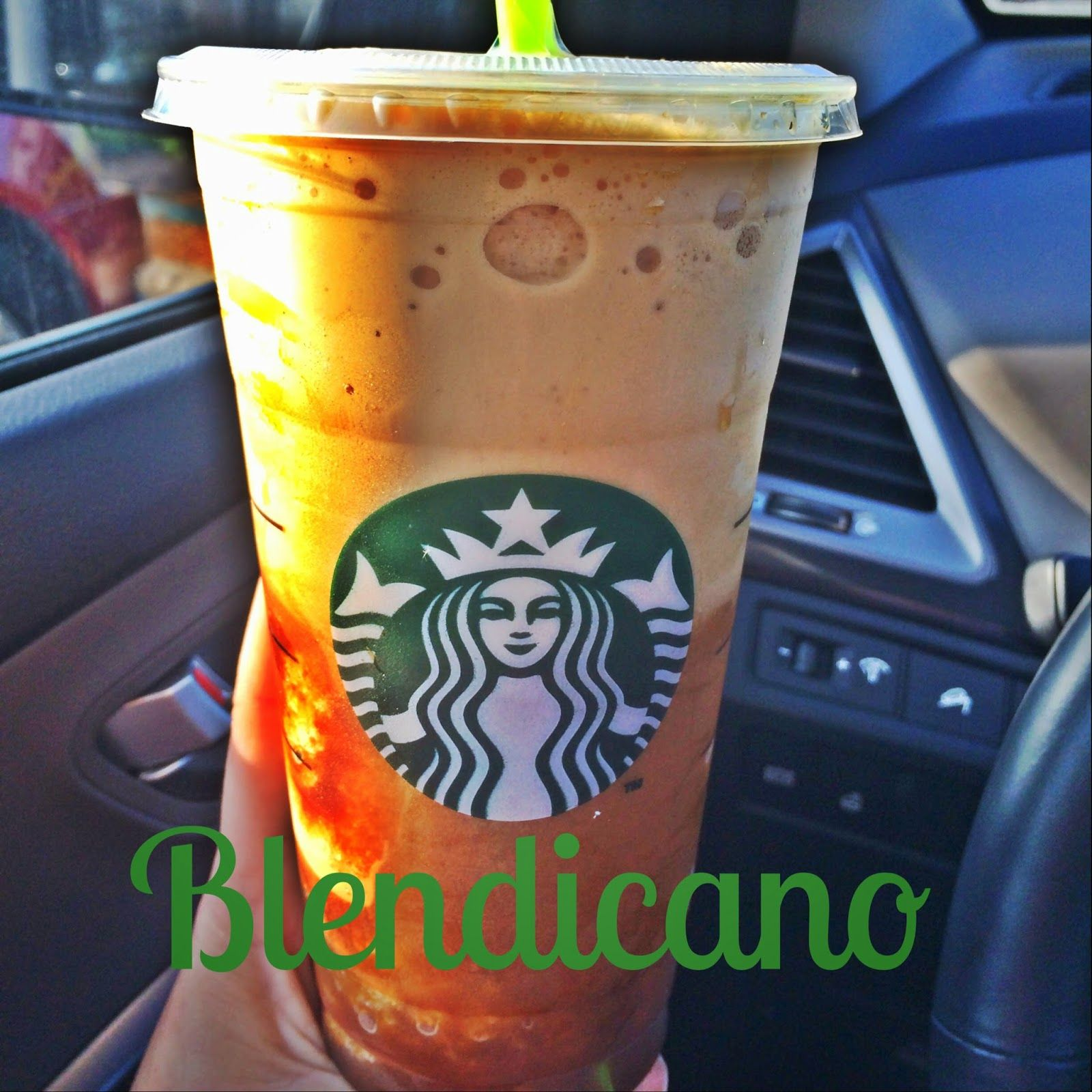 Quad Espresso Venti Scoop Of Ice Sugar Free Caramel OR