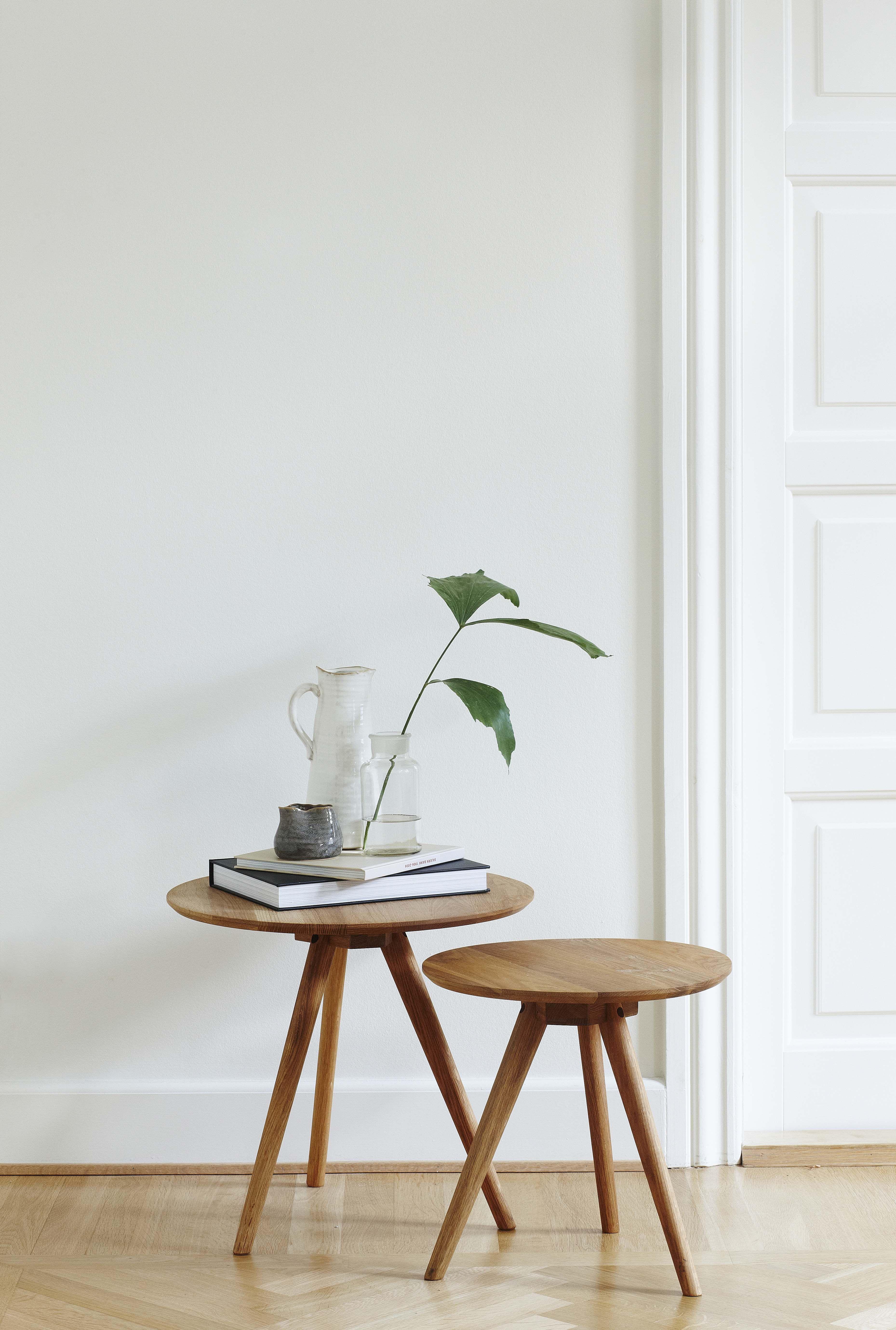 so simpel und doch so schick schlichte holzdeko die gleichzeitig funktional ist perfekt f r. Black Bedroom Furniture Sets. Home Design Ideas