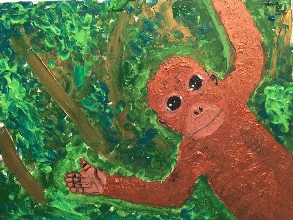 Pigtails Art