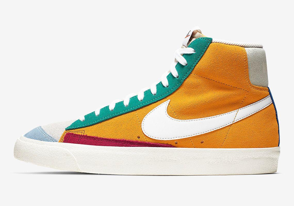 Nike Blazer Mid Vintage Emerges In