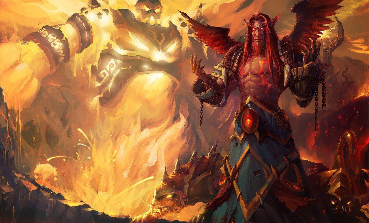World of Warcraft новости | Warcraft art, World of ...