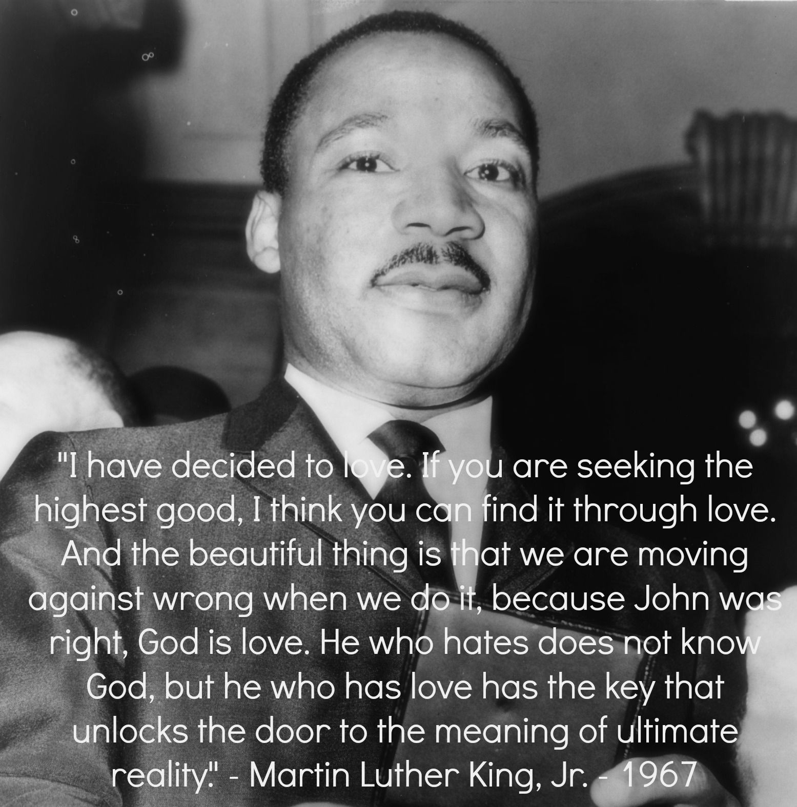 King Quotes: Rembering The Words Of Martin Luther King Jr.