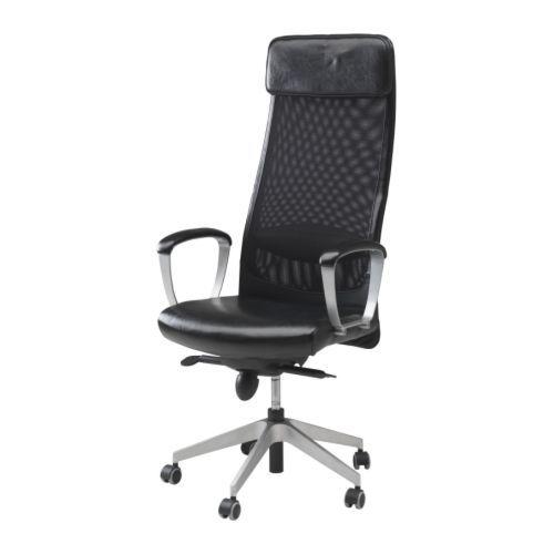 Qu muebles basicos de oficina necesitas para tu primer despacho silla giratoria ikea y sillas - Sillas de estudio ikea ...