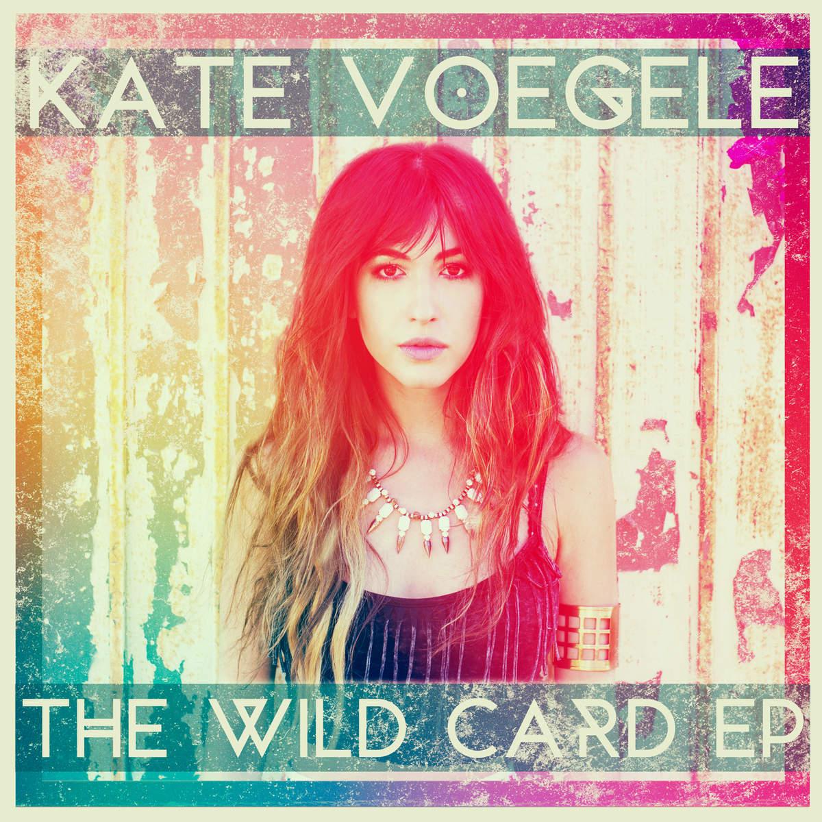 Kate Voegele's new album Wild Card >>> It's so simple yet so good ❤️