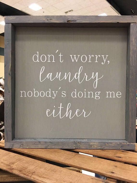 This Is Hilarious Handmade Home Decor Laundry Room Signs Home