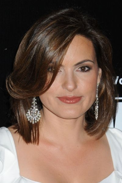 Mariska Hargitay Beauty, grace, charity, & grit. In my humble opinion, one of the most beautiful woman I have ever seen.