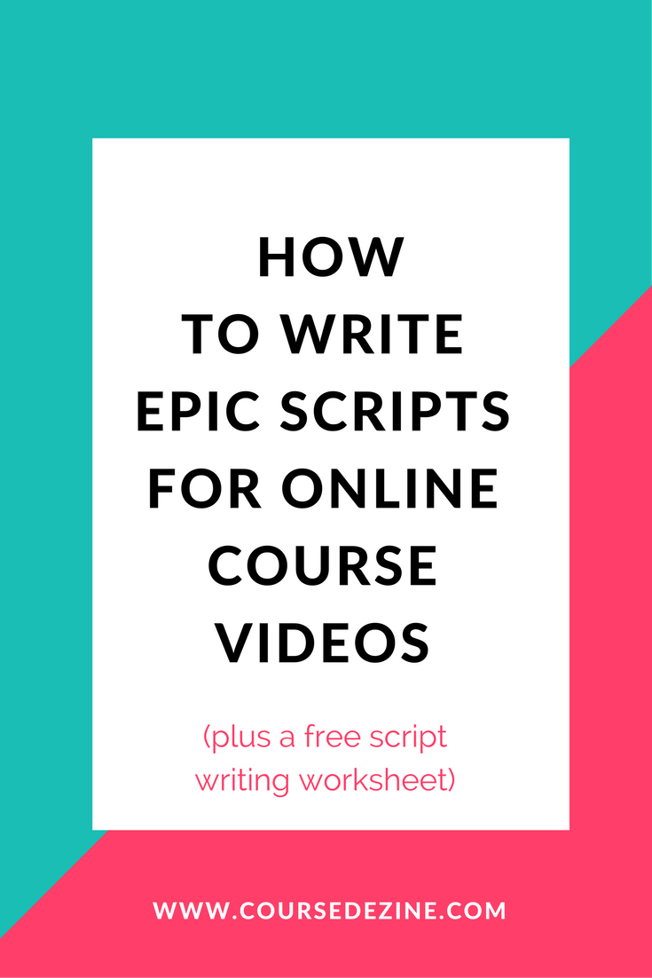 Healthy Lifestyle Essay How To Write Scripts For Your Online Course Videos Science And Society Essay also Thesis Examples In Essays  Steps To Writing A Video Script Thatll Hook Your Students  Example Of Proposal Essay