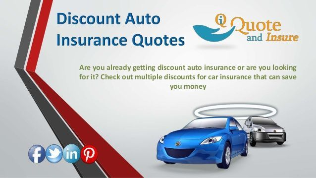 Looking for discount car insurance quotes? Learn how to ...