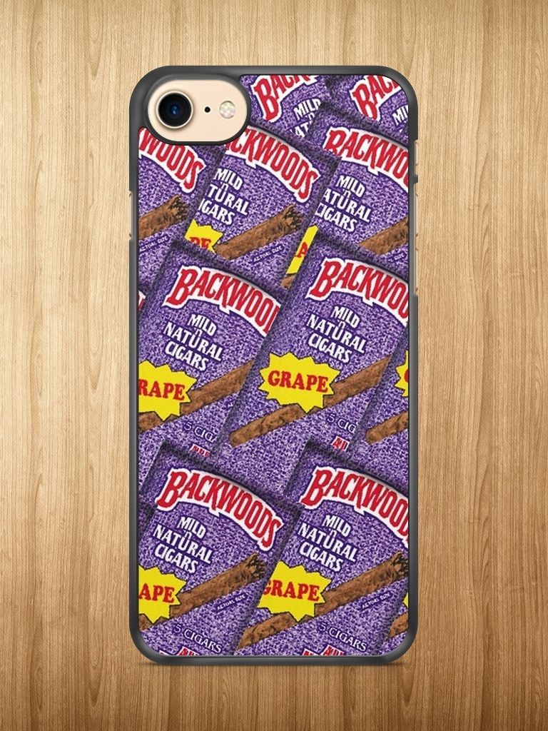 Only Backwoods iphone case