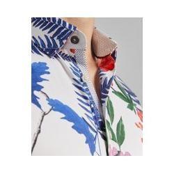 Kurzärmliges Baumwollhemd Mit Blumen-print Ted BakerTed Baker