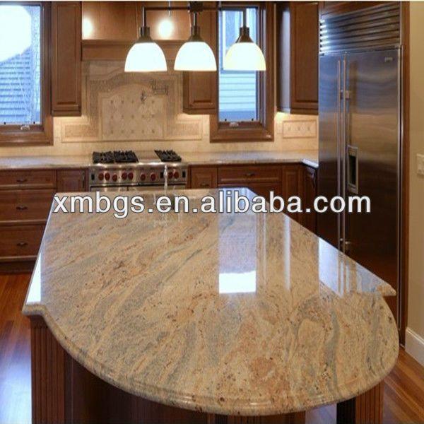 Kashmir Gold Precut Kitchen Countertop, Laminate Countertops $100~$300