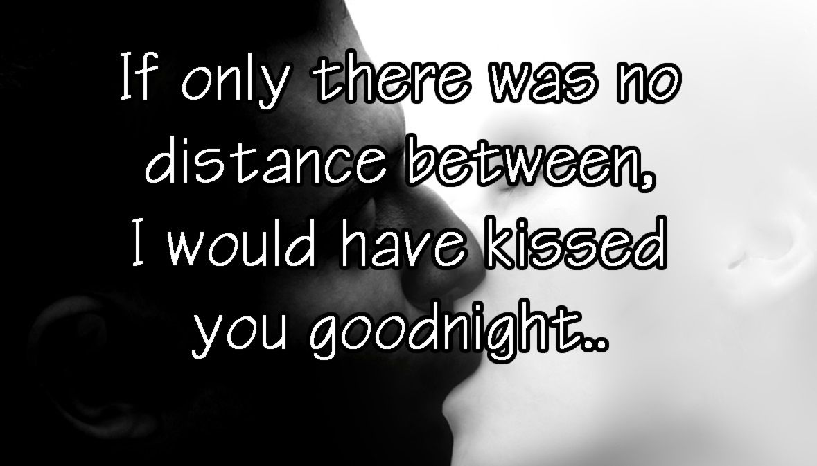 Long Distance Love Quotes For Her And Him Distance Love