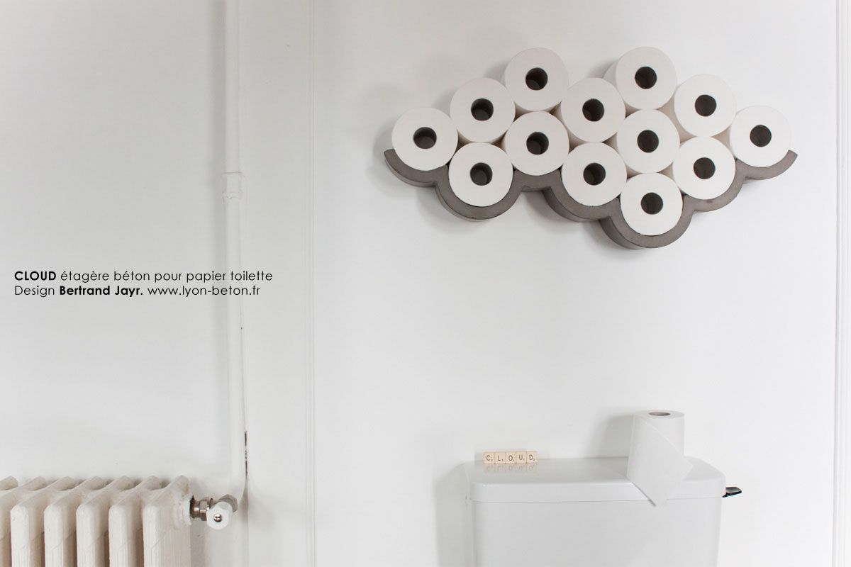 Rangement Papier Toilette Original lyon-beton-cloud-etagere-pour-papier-toilette_10   rangement