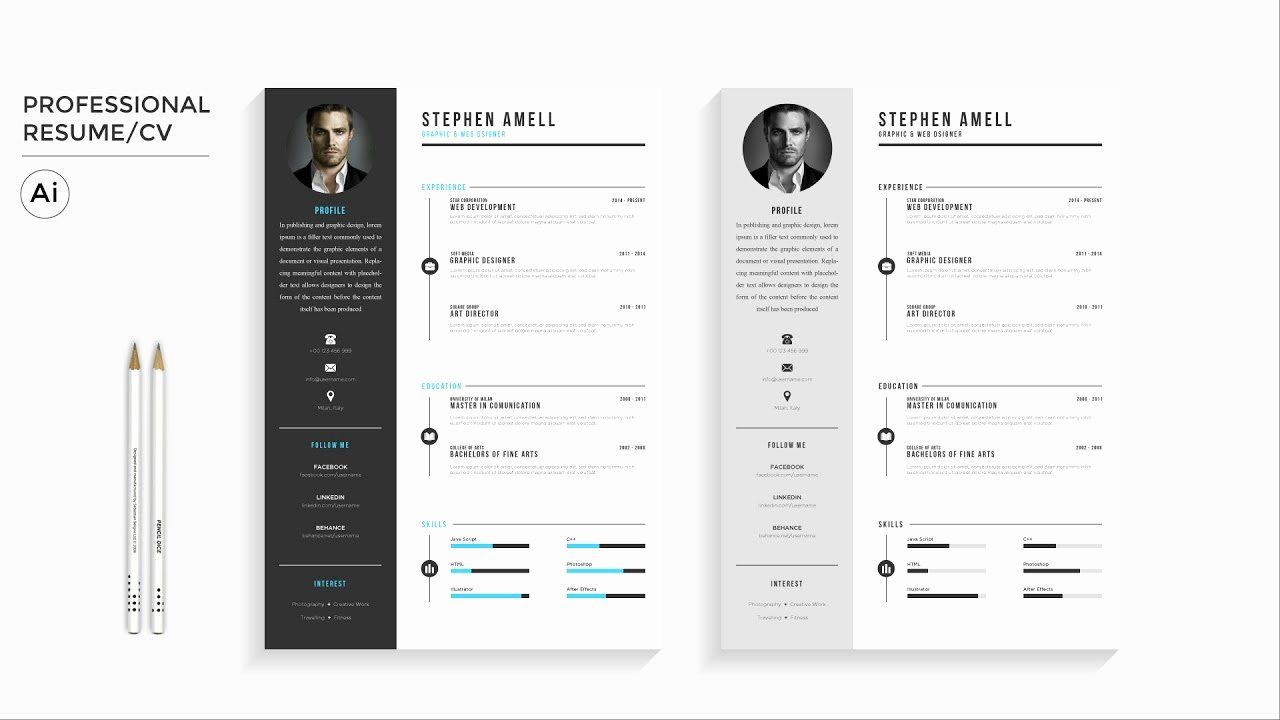 Totally Free Resume Template Lovely Curriculum Vitae