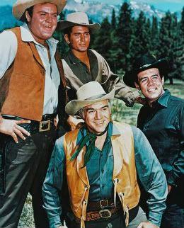96ab242048d5 Bonanza - Dan Blocker, Michael Landon, Pernell ...   Cowboys and ...
