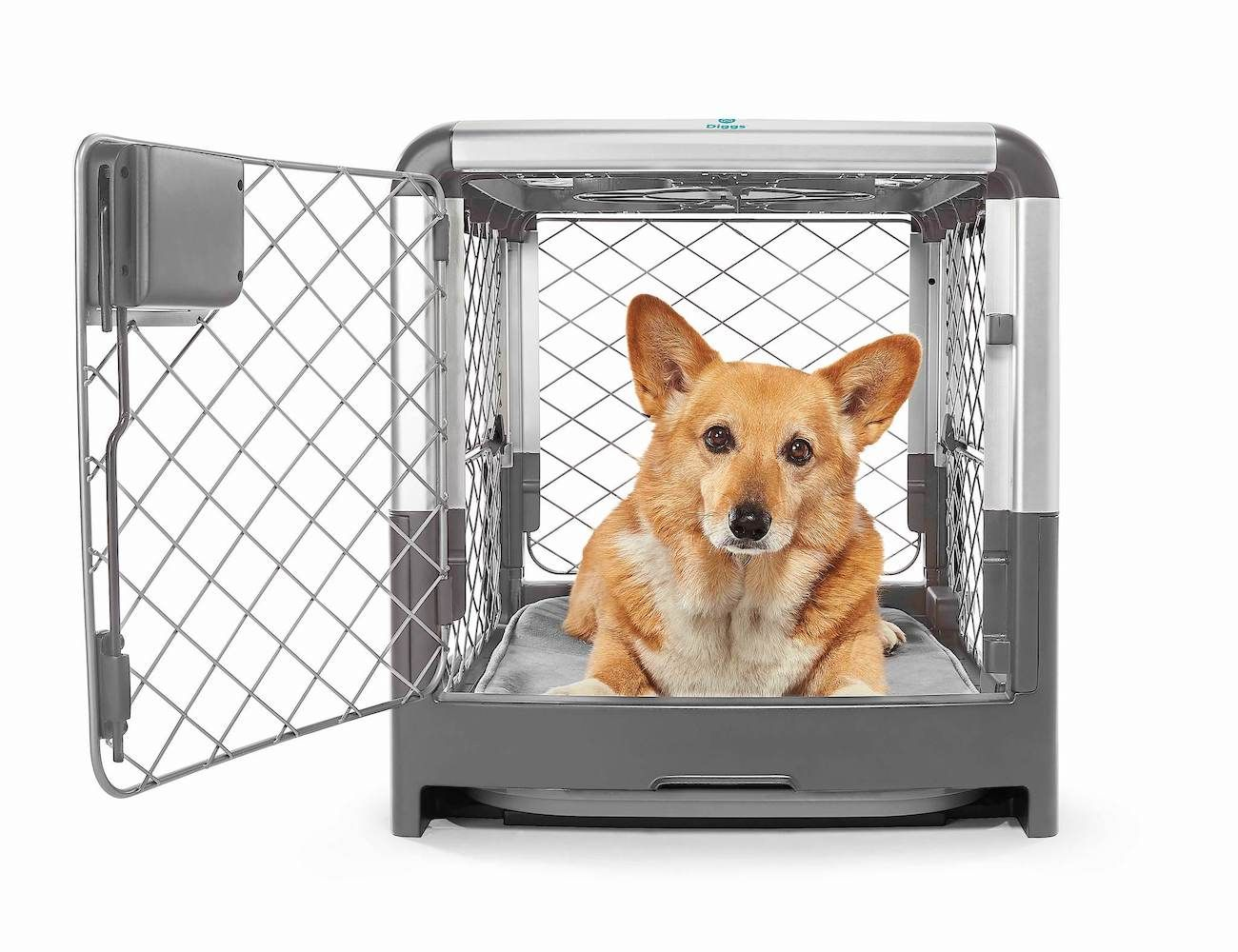 Diggs Revol Collapsible Dog Crate With Images
