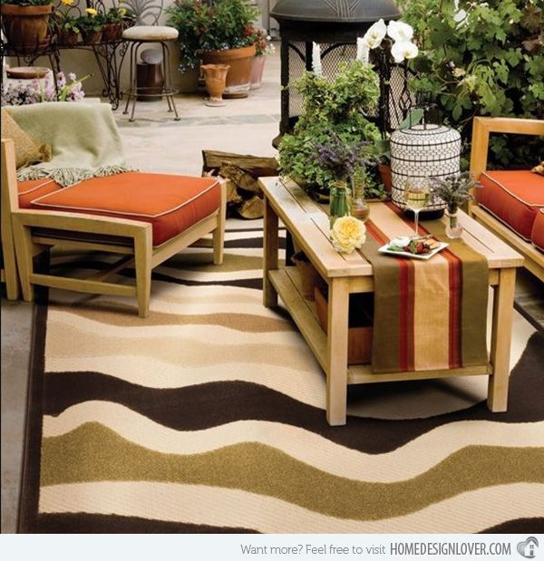 Decorative Outdoor Rugs Furniture Living Reupholster Brown Beige Rug By Home Infatuation