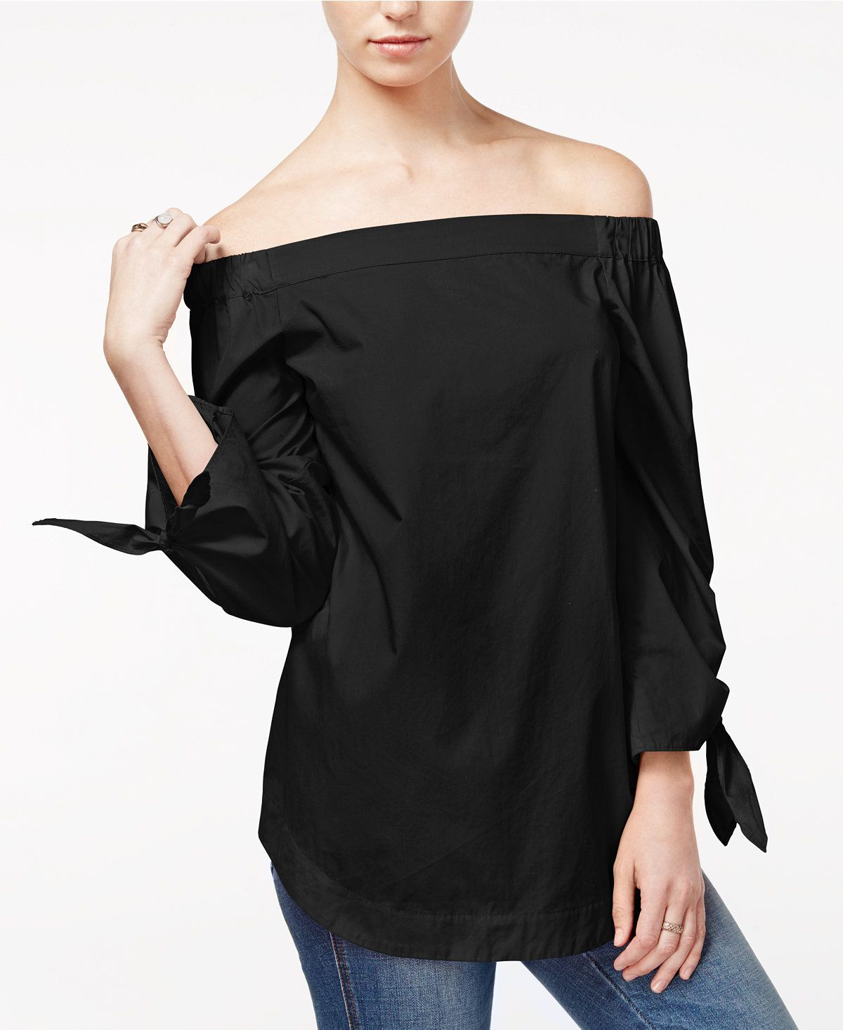 Free People Show Off The Shoulder Top Free People Women