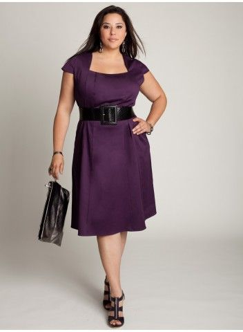love anything plus size and purple