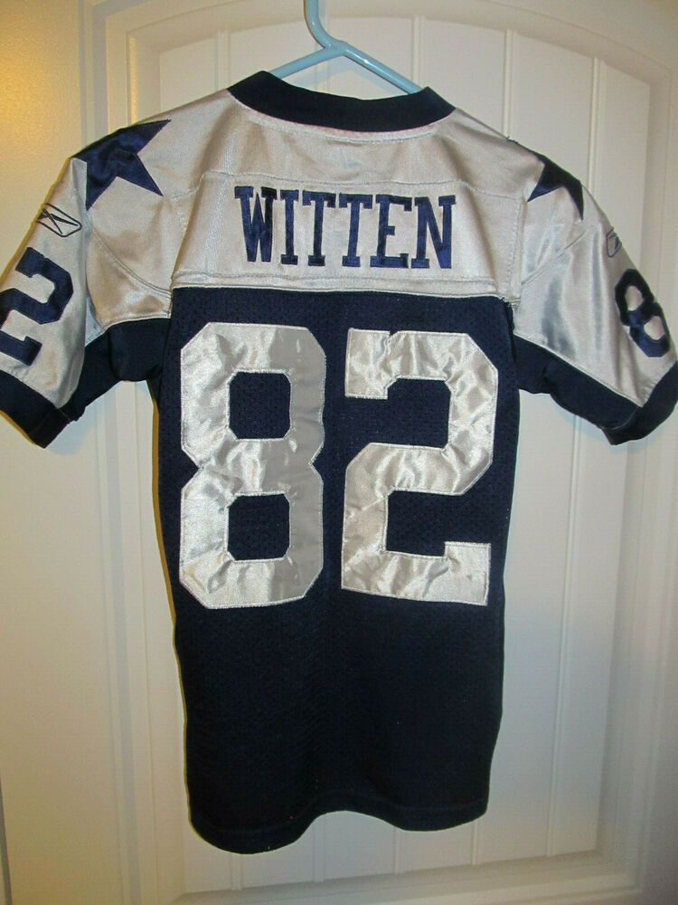 official photos a6c51 9d210 Jason Witten - Dallas Cowboys Authentic jersey - Reebok ...