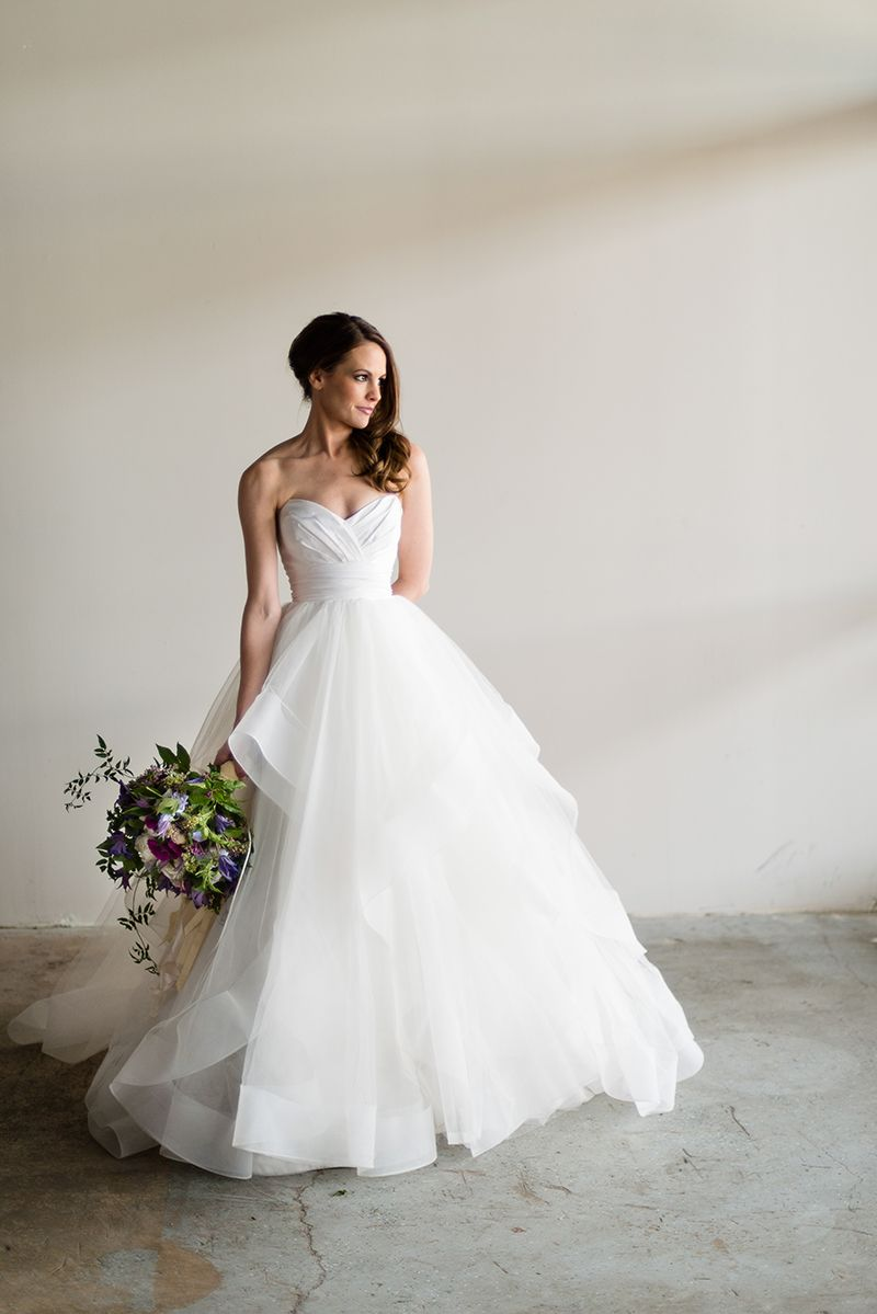 Hayley Paige Wedding Dress Washington Dc Michelle