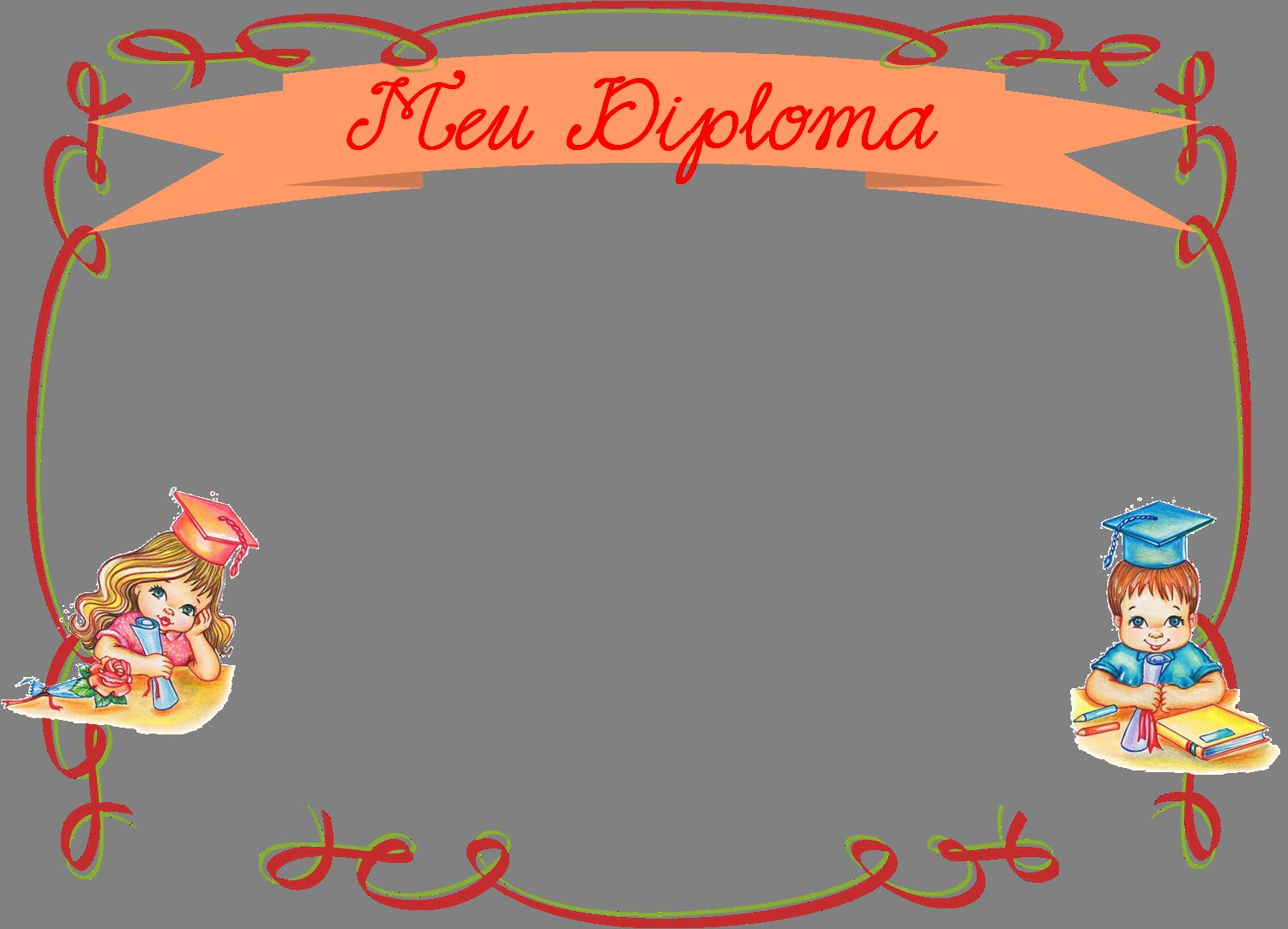 Moldura Para Diploma Infantil Antalexpolicenciaslatamco